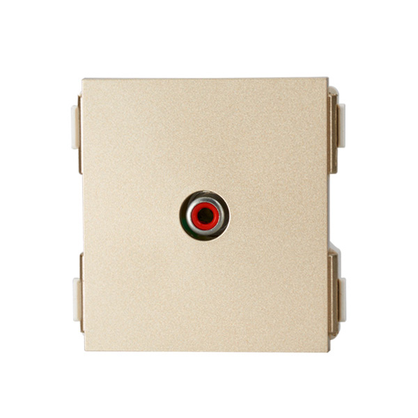 维能 A80 AV插座功能件