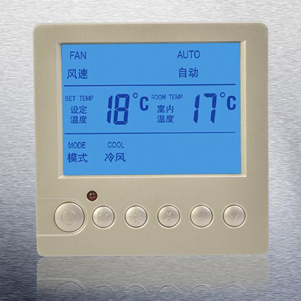 WK900温控器(香槟金)
