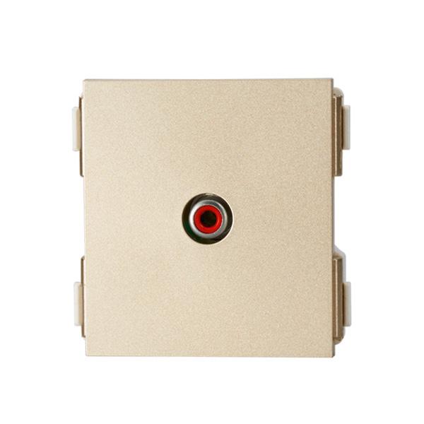 维能 A9 AV插座功能件