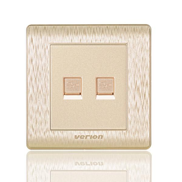 维能 A5 双USB插座