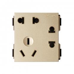 维能 A80 二二三极插座功能件