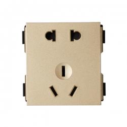 维能 A80 二三极插座功能件