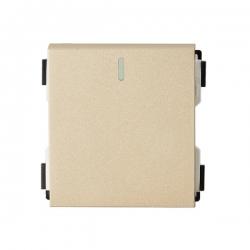 维能 A80 一位大跷板单控开关功能件