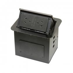 维能 桌面插 气杆式桌面插HZM-304 二位三插多功能+二位电脑 重复