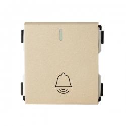 维能 A80 一位大跷板门铃开关功能件