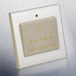 维能 工程 CHB铝拉丝取电开关