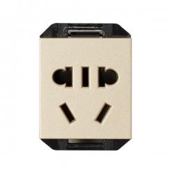 维能 C7 二三极插座功能件